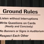 ground rules sign