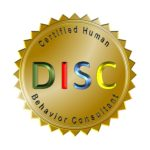 DISC certification badge