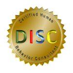 DISC certification badge