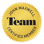 John Maxwell team certification badge