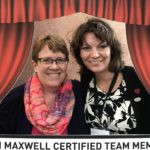 Rita & woman - certified john maxwell team members